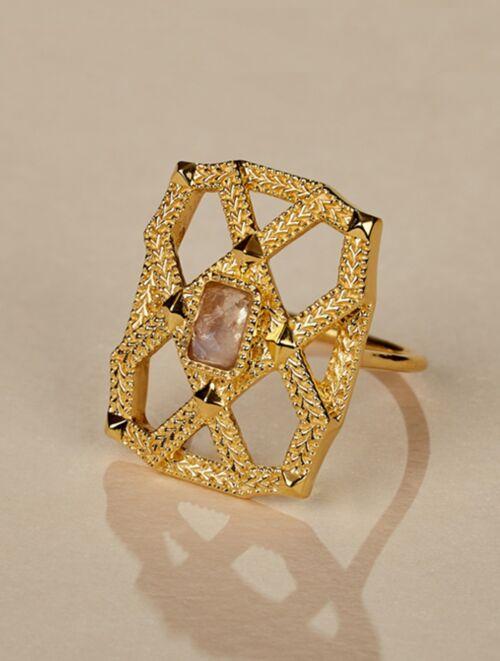 Saba Ring - Moonstone