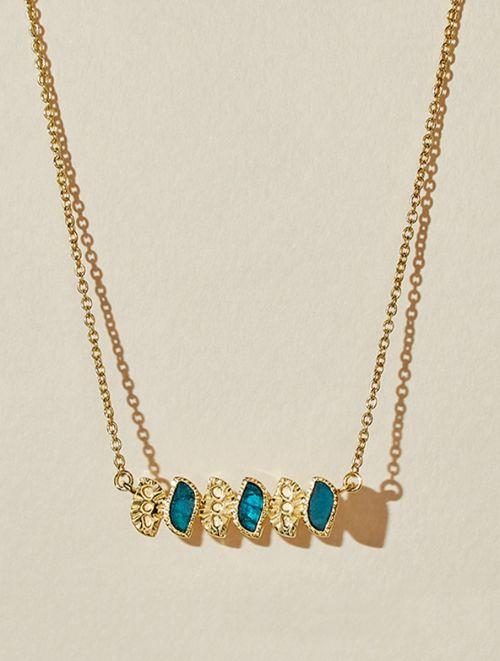 Nala Necklace - Apatite