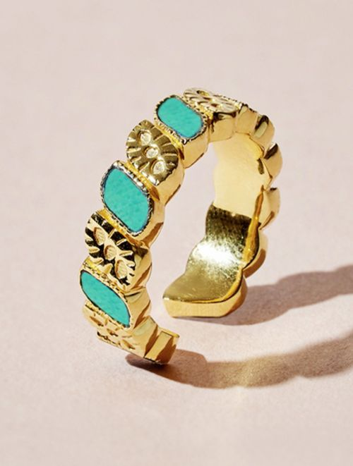Bague Mali - Turquoise