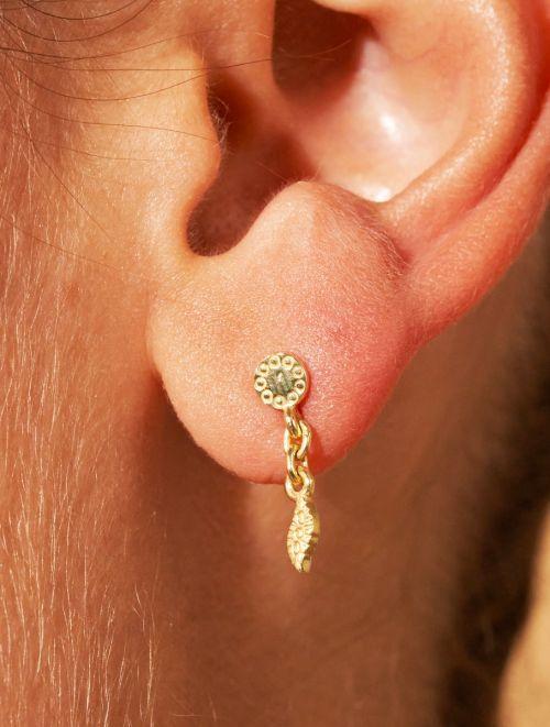 Mono Boucle d'oreille Mali - Essentiel