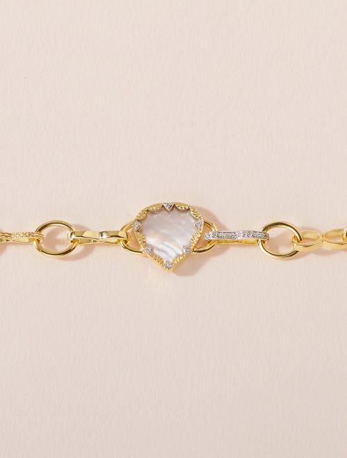 Bracelet Lima - Nacre