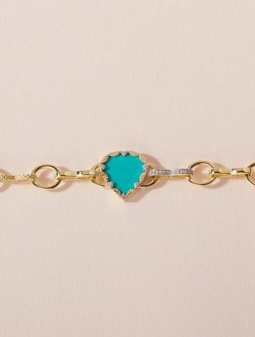Bracelet Lima - Turquoise