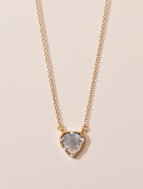 Collier Lima - Nacre Rose