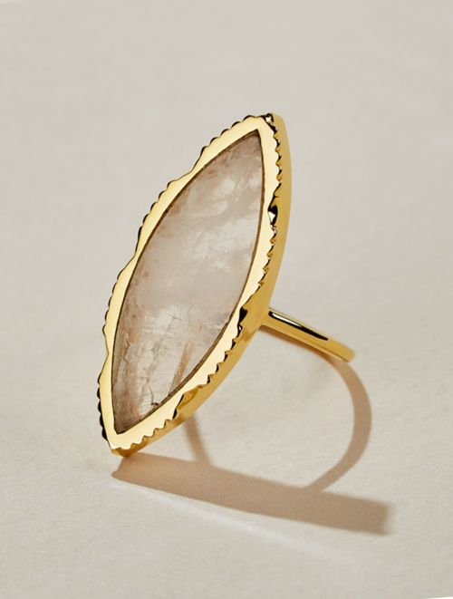 Anji Ring - Moonstone