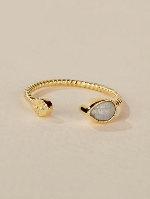 Bali Ring - Moonstone