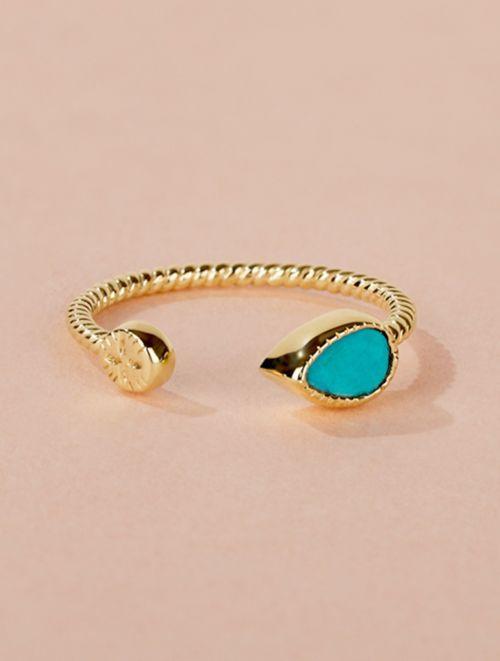 Bali Ring - Turquoise