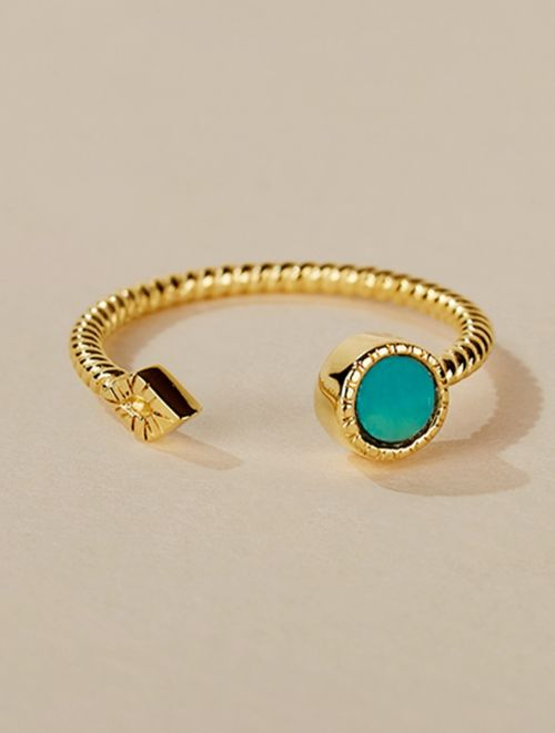 Bague Livy - Turquoise