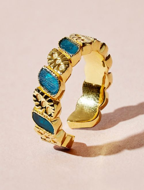 Mali Ring - Apatite