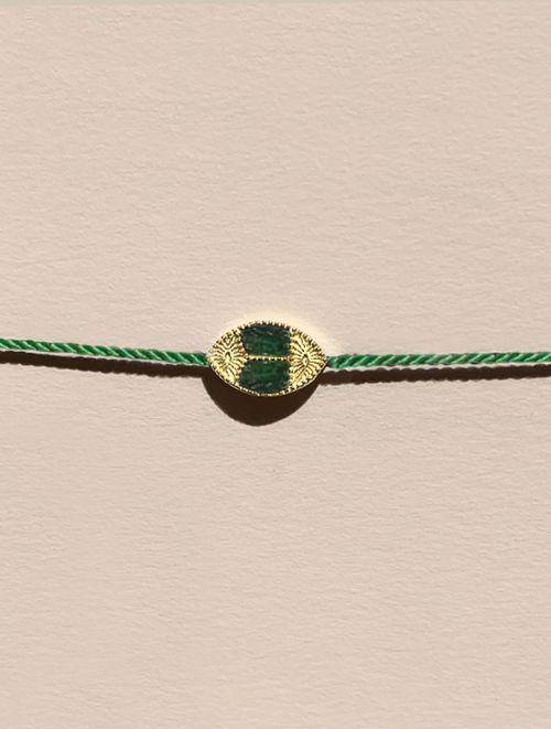 Bracelet Mina - Aventurine
