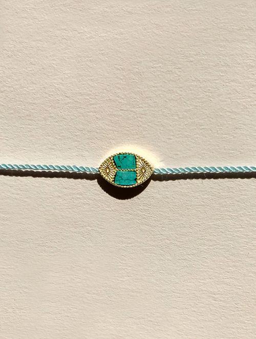 Bracelet Mina - Turquoise