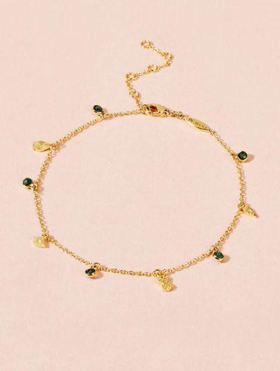 Bracelet de Cheville Nati - Aventurine