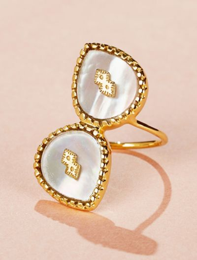 Oma Ring - Mother of Pearl