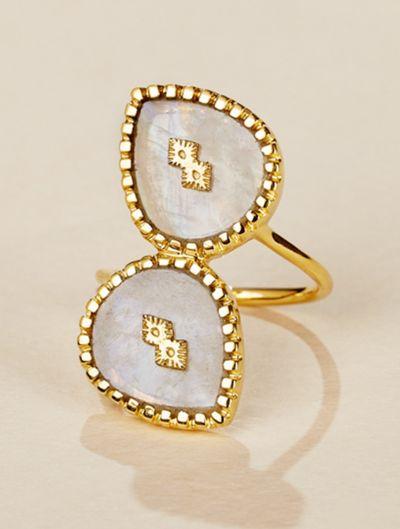 Oma Ring - Moonstone