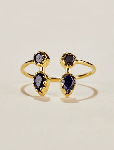 Safra Ring - Saphirre