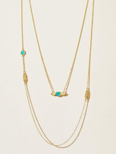 Collier Nati - Turquoise