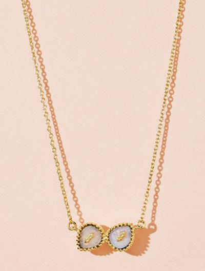 Oma Necklace - Moonstone