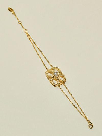Bracelet Saba - Pierre de Lune