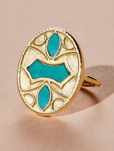 Marala Ring - Turquoise