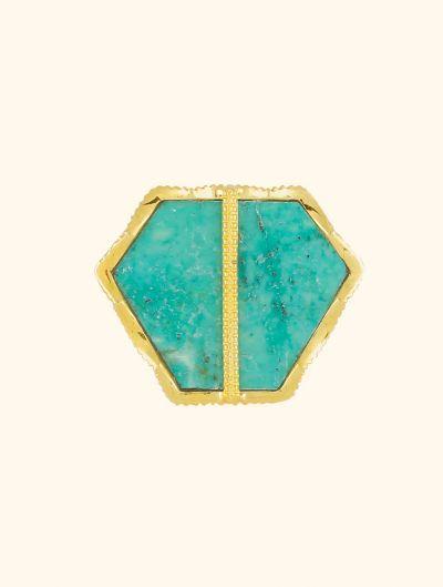 Nemara Ring - Turquoise