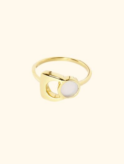 Roka Ring - Mother of Pearl