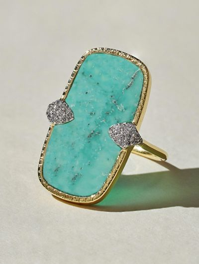 Sangha Ring - Turquoise