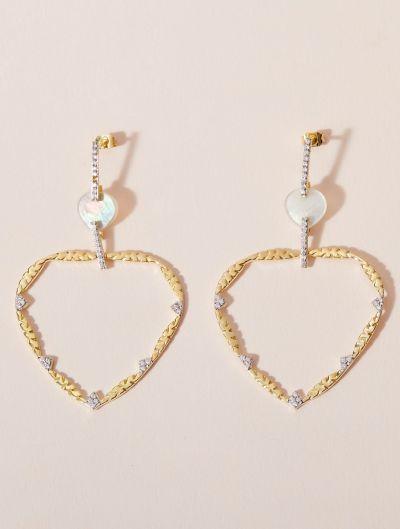 Boucles d'oreilles Lima - Nacre
