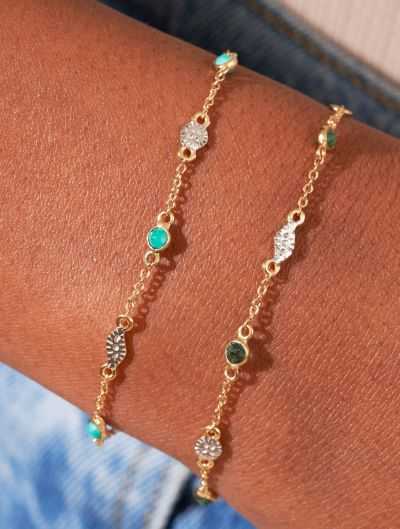 Bracelet Sitara - Turquoise