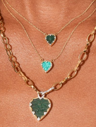 Collier Lima - Turquoise