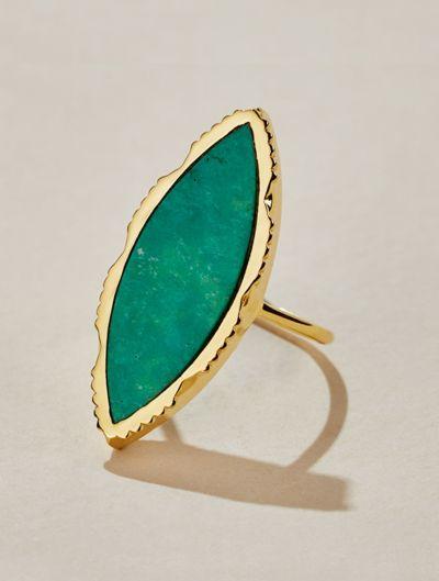 Bague Anji - Turquoise