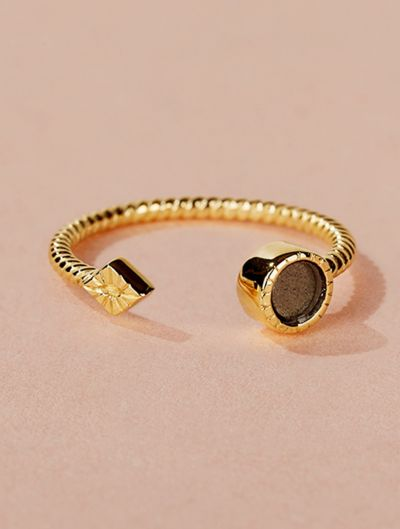 Livy Ring - Pyrite