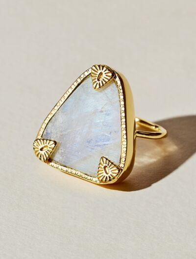 Macha Ring - Moonstone