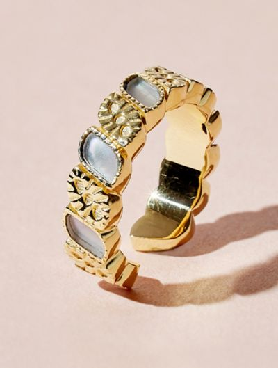 Mali Ring - Mother of Pearl