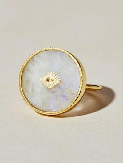 Sanja Ring - Moonstone