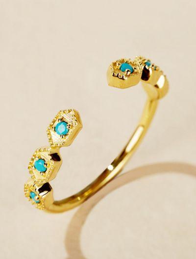 Tara Ring - Turquoise