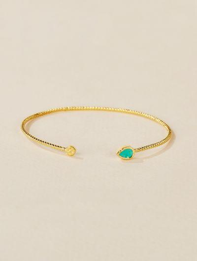 Bali Cuff - Turquoise