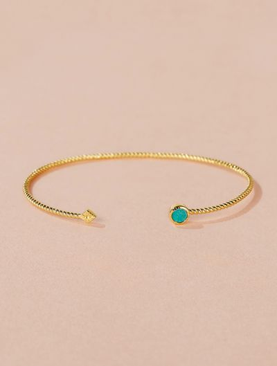 Livy Cuff - Turquoise