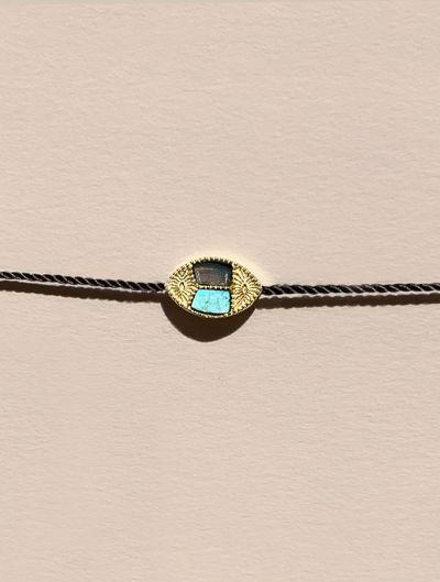 Bracelet Mina - Labradorite